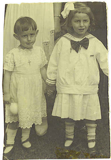 Helen and Domna 1923
