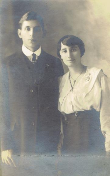 Nick and Frosso Bounelis early twenties.jpg